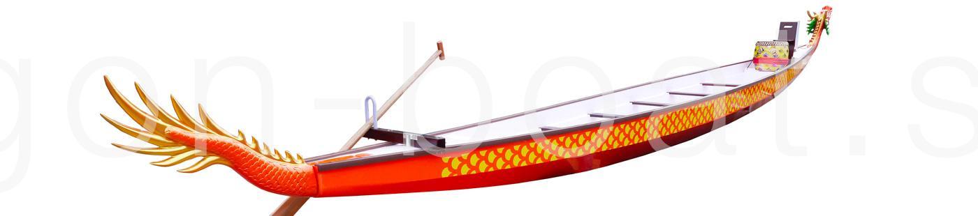 лодка-дракон 10 местная