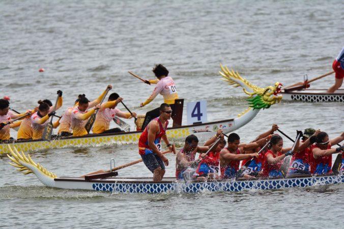 Чемпионат мира по гребле на лодках-драконах